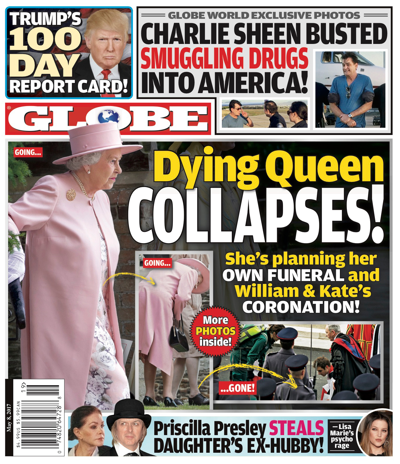 globe cover issue 19